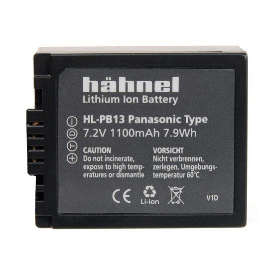 Panasonic DMW-BLB13E accu (Hähnel HL-PB13)