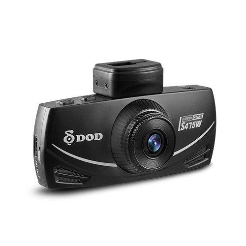 Foto van DOD LS475W Dashboard Camera met 10X GPS