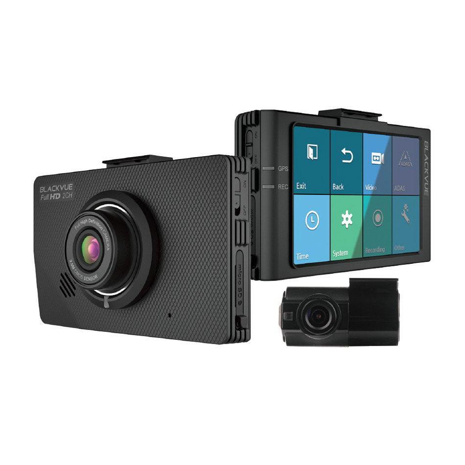 Blackvue DR490L-2CH dashcam 128GB