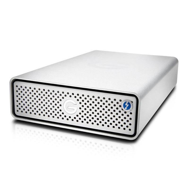 Foto van G-Technology G-Drive Thunderbolt 3 4TB USB 3.1 externe harde schijf