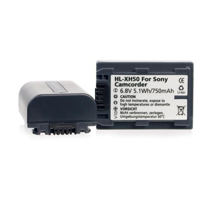 Sony NP-FH50 accu (Hähnel HL-XH50)