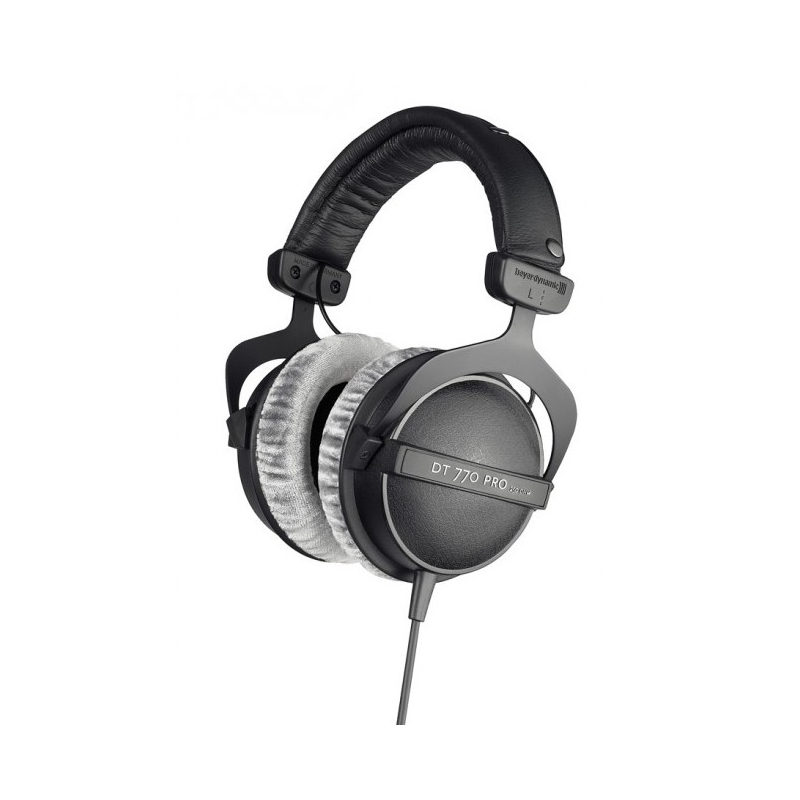 Foto van Beyerdynamic DT 770 Pro 250 Ohm Over-Ear koptelefoon