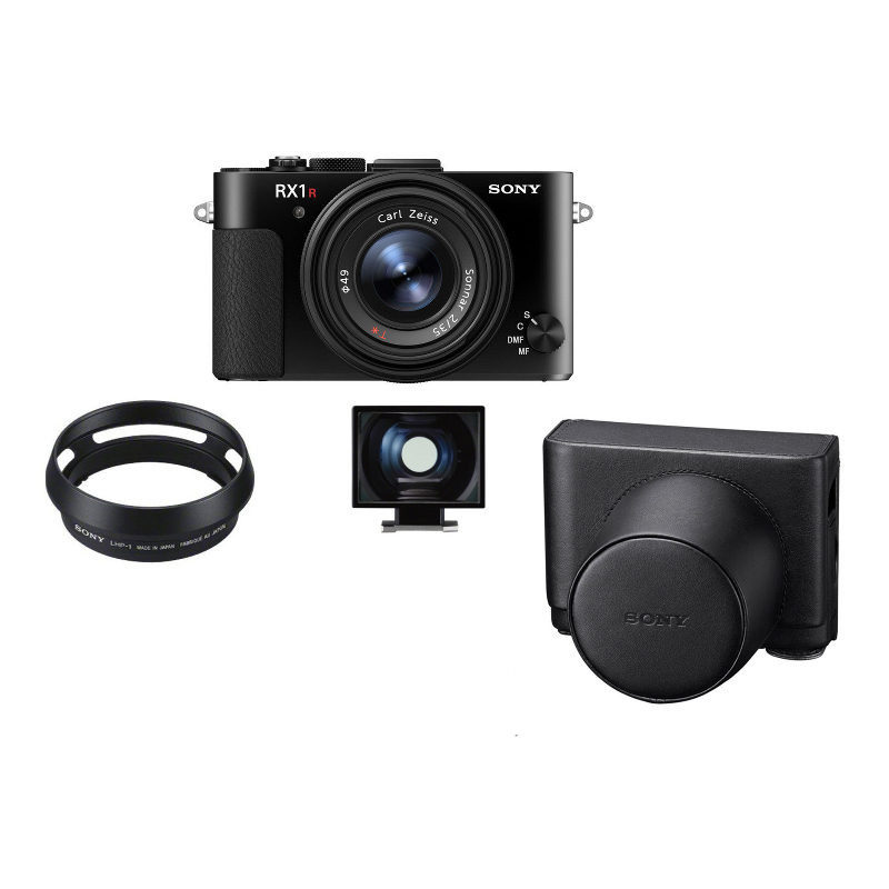 Sony Cybershot DSC-RX1R II compact camera Premium Kit