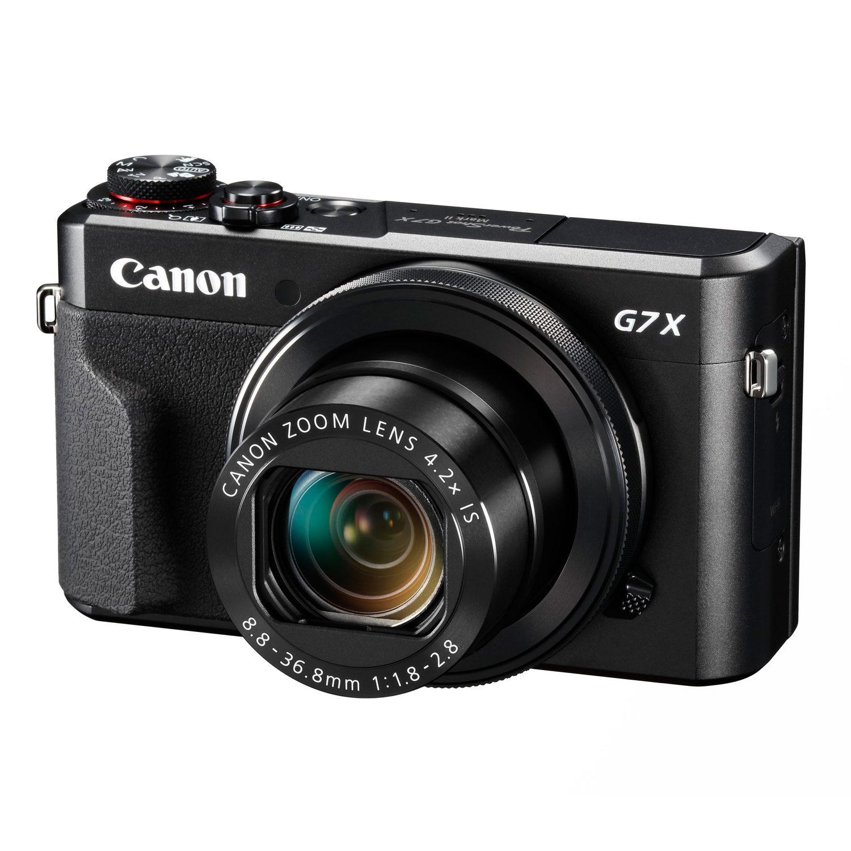 Canon PowerShot G7 X Mark II compact camera - Demomodel