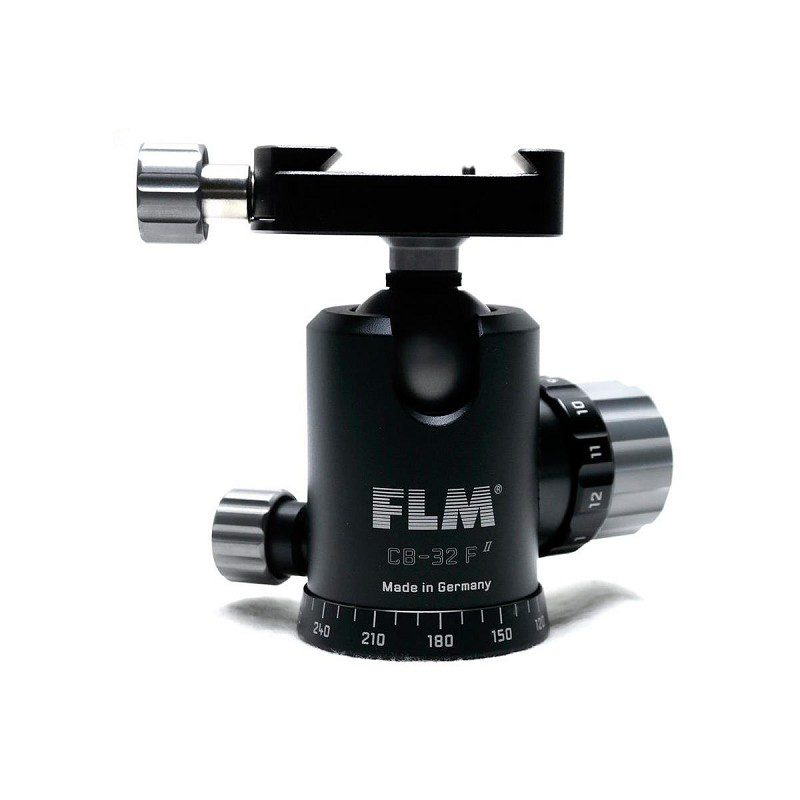 Foto van FLM Centerball 32 Friction met FLM Standard Release-base 40mm