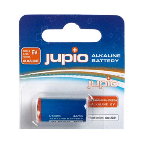 Jupio 4LR44 6V Alkaline batterij