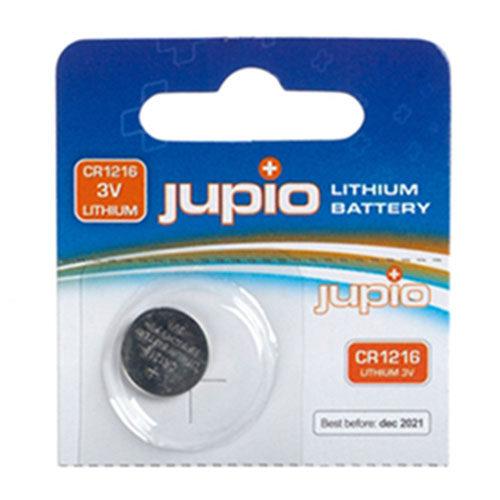 Jupio CR1216 3V Knoopcel batterij