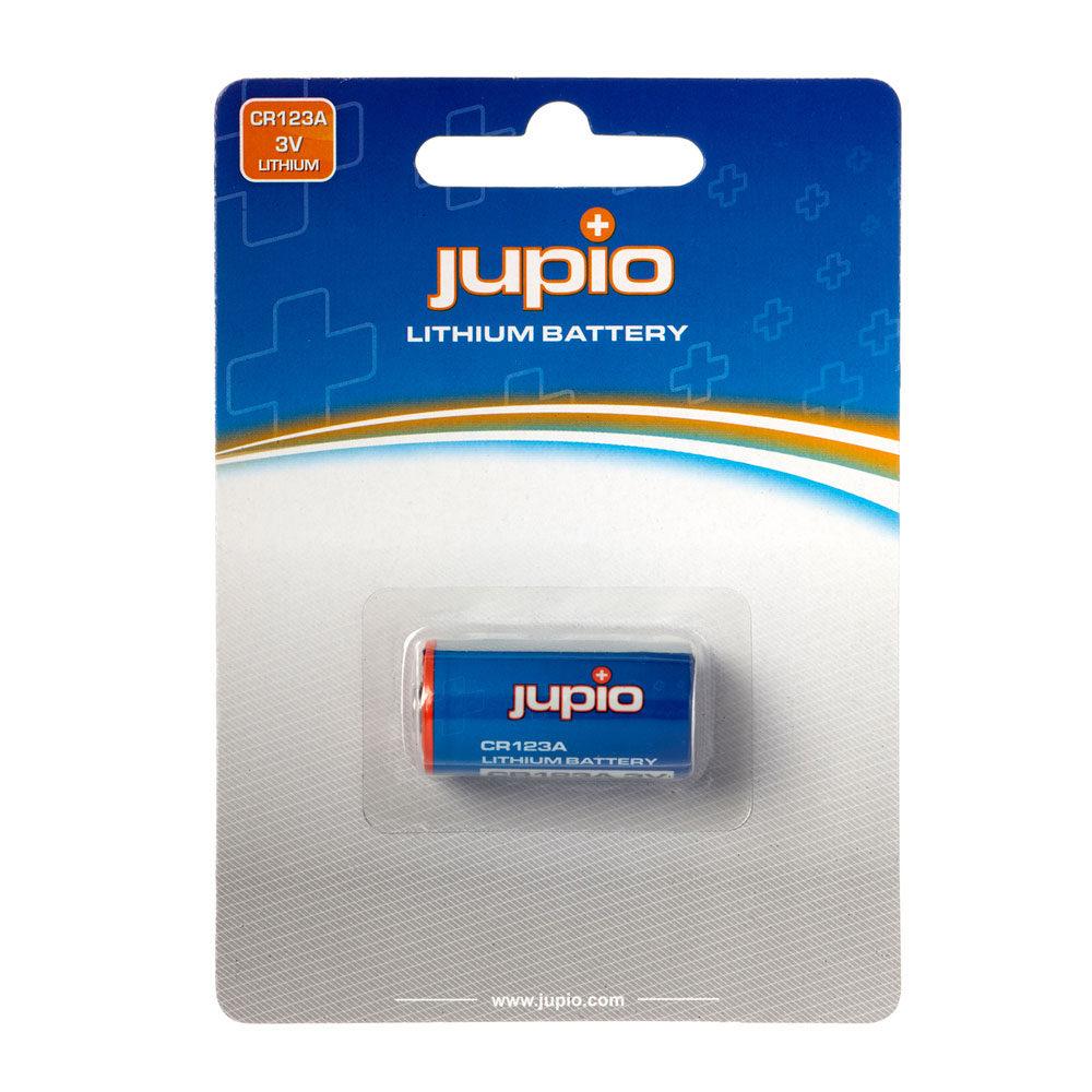 Jupio CR123A 3V Lithium batterij