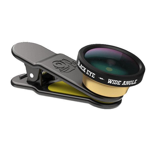 Afbeelding van Black Eye HD Wide Angle lens