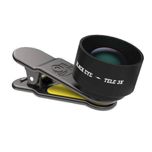 Afbeelding van Black Eye Pro Tele 3x lens