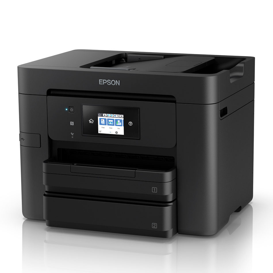 Epson WorkForce WF-4730DTWF printer