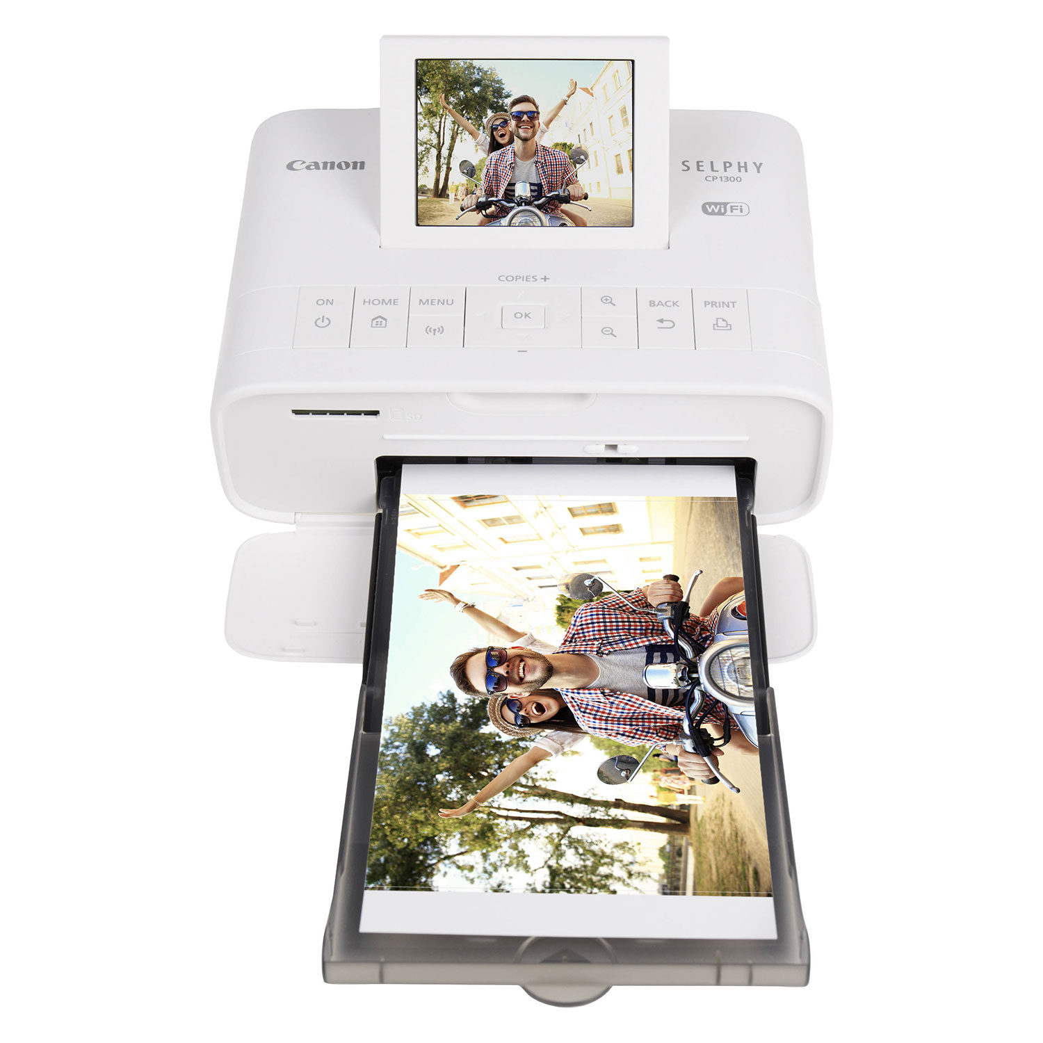 Canon Selphy CP1300 Printer Wit Kopen