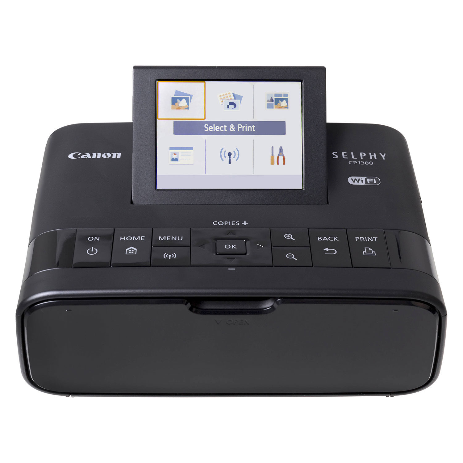 Canon Selphy CP1300 printer Zwart