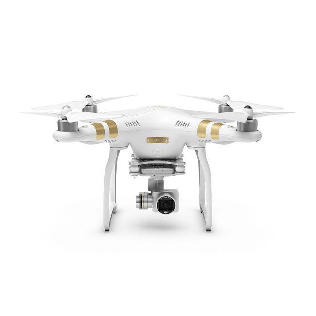 Ontdek alles over de DJI Phantom 3 SE drone