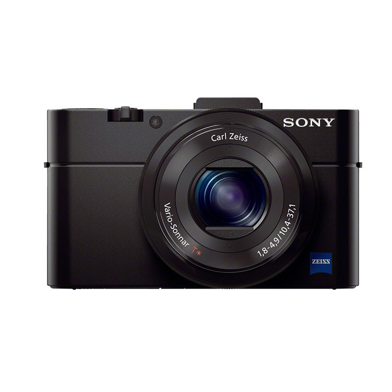 Sony Cybershot DSC-RX100 II compact camera - Demomodel