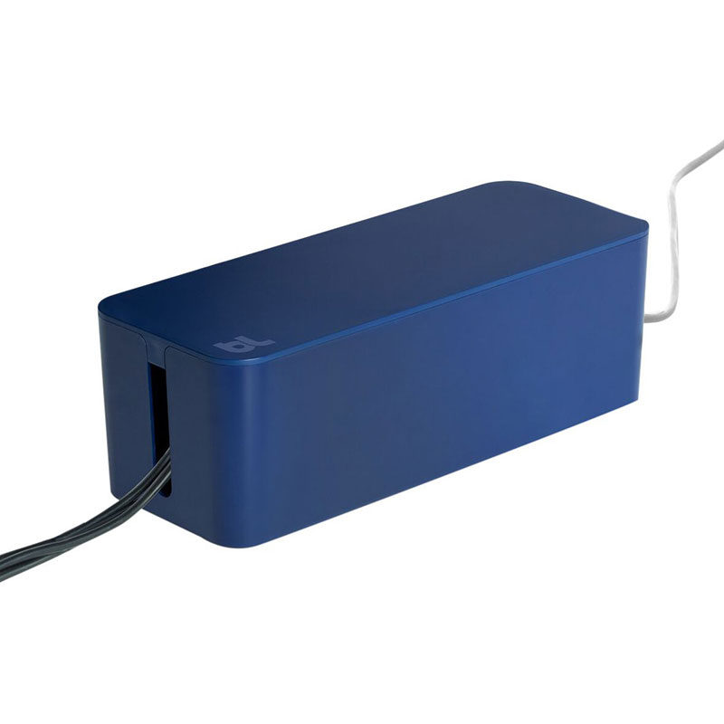 Afbeelding van Bluelounge CableBox Moonlight Blue