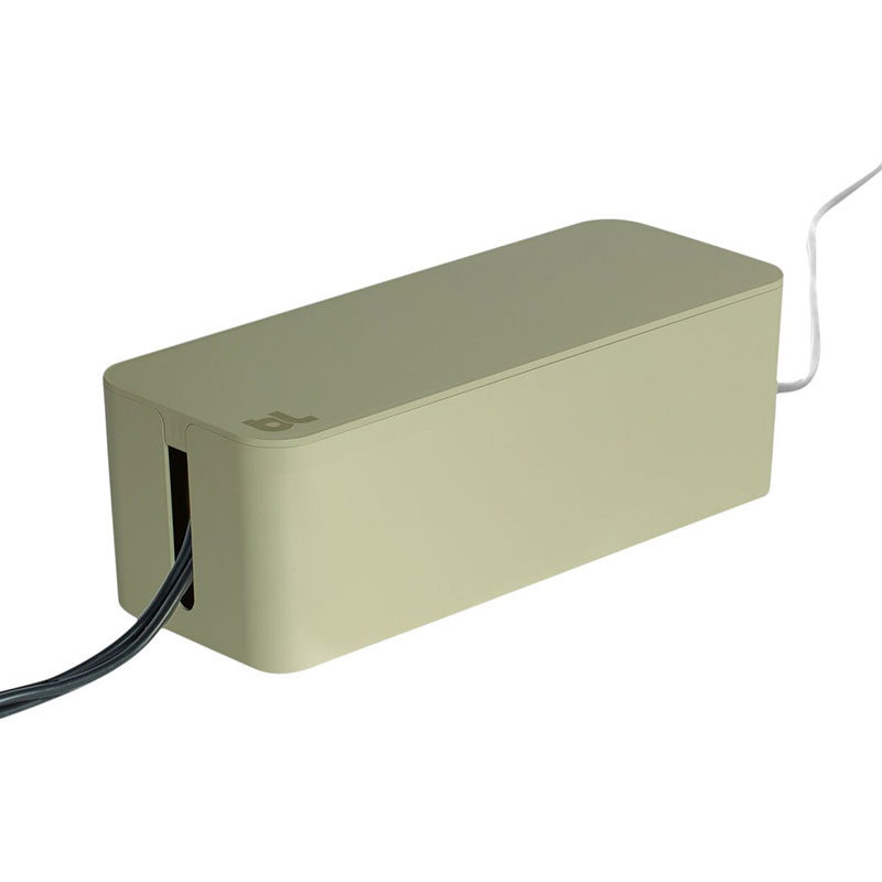 Afbeelding van Bluelounge CableBox Light Sage