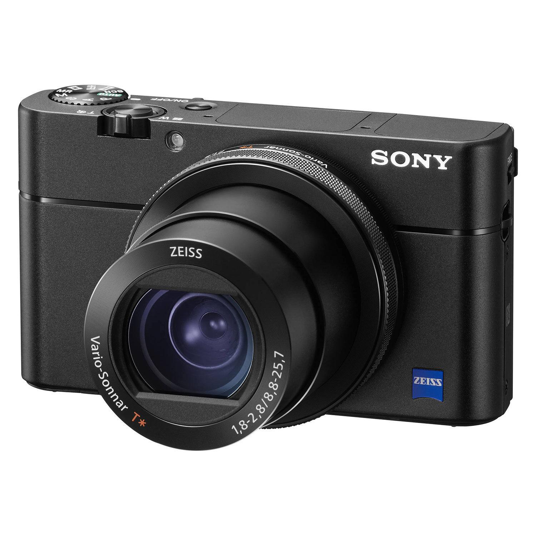 Sony Cybershot DSC-RX100 V compact camera - Demomodel