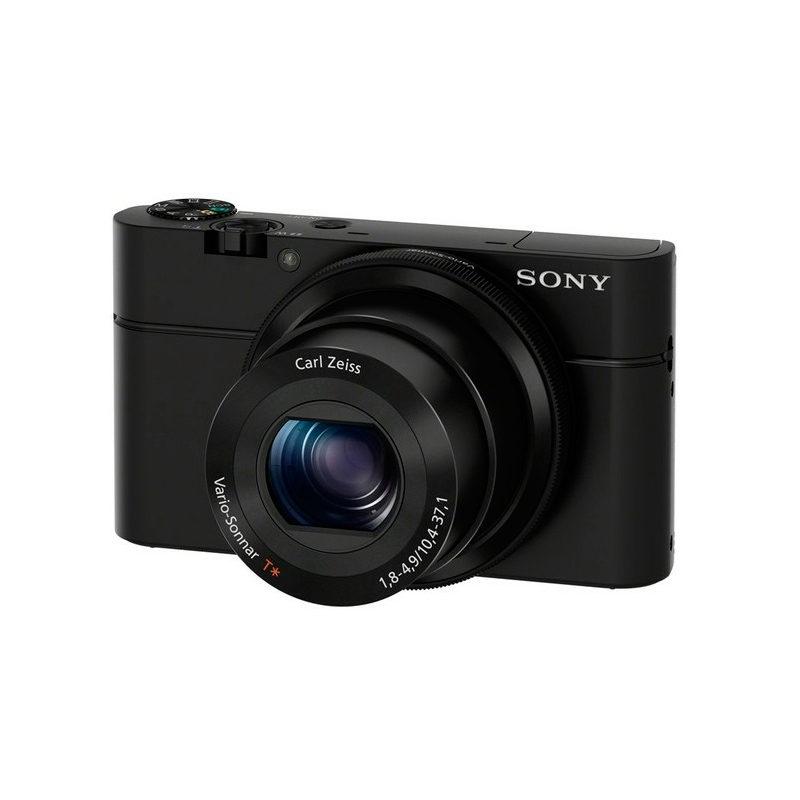 Sony Cybershot DSC-RX100 compact camera - Demomodel