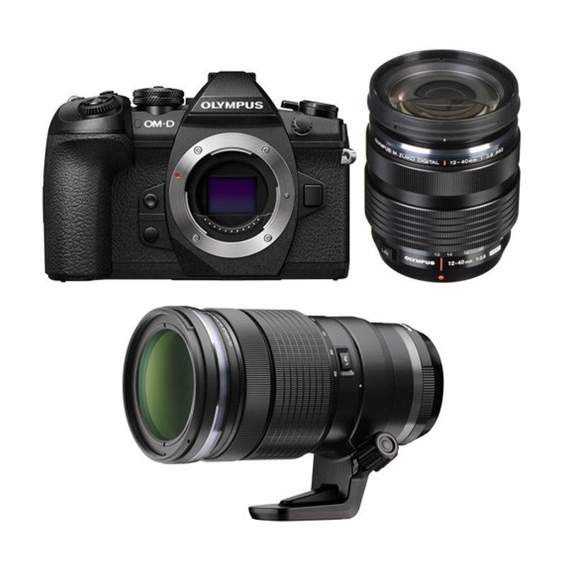 6b75986f01a Olympus OM-D E-M1 Mark II + 12-40 en 40-150mm | CameraNU.nl
