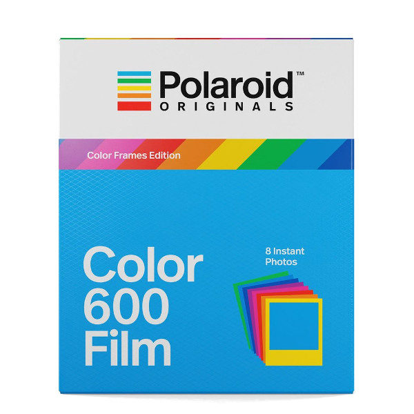 Polaroid Color Film Color Frames voor 600