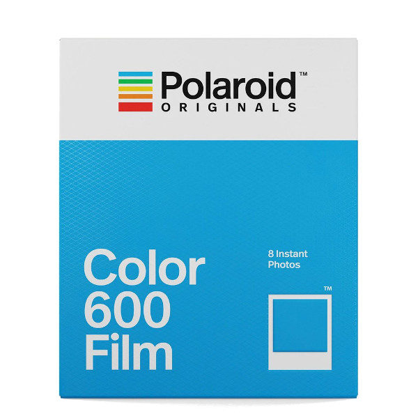 Polaroid Color Film voor 600