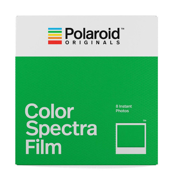Polaroid Color Film voor Image/Spectra