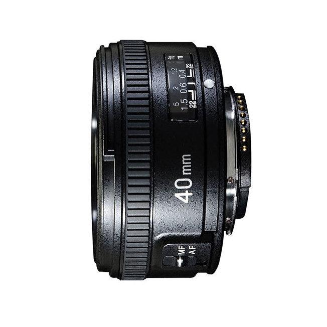 Yongnuo YN 40mm f/2.8 Nikon F objectief met korting