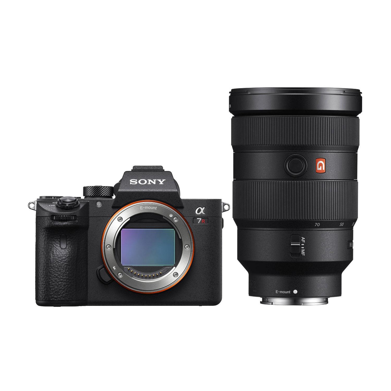 Sony Alpha A7R III systeemcamera + 24-70mm f/2.8 GM