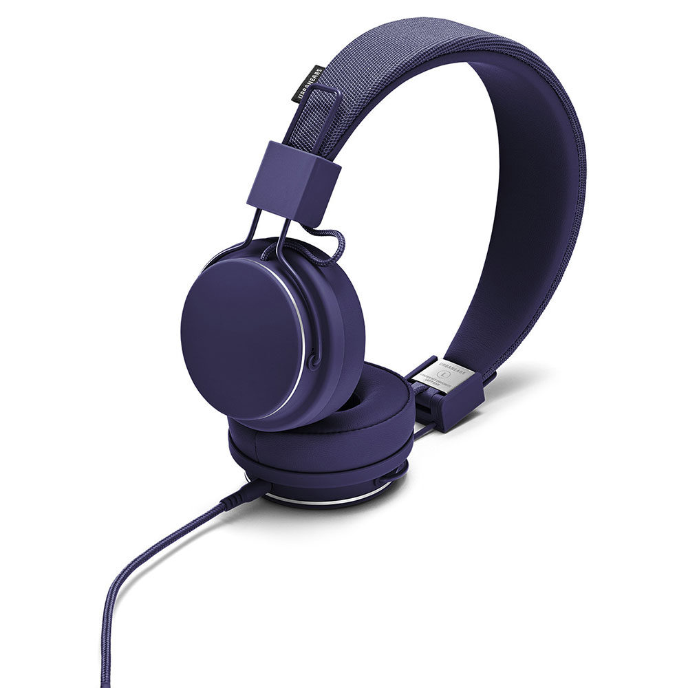 Urbanears Plattan II, on-ear headphone, eclipse blue