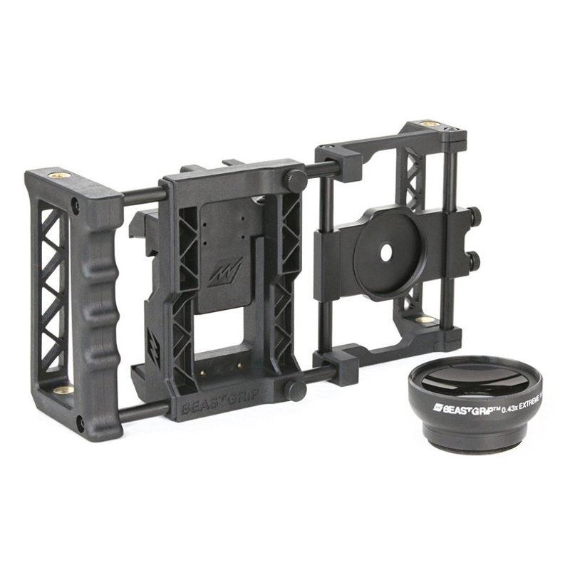 Afbeelding van Beastgrip Pro Grip met Wide Angle Lens