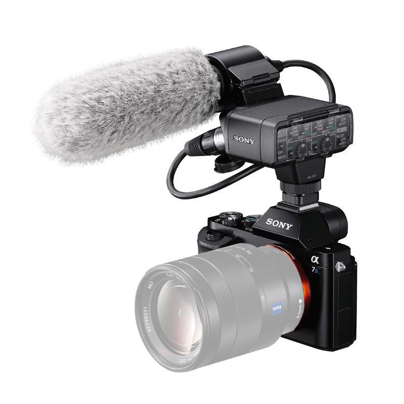 Sony Alpha A7S II systeemcamera Body + XLR-K2M Adapter Kit (ILCE7SM2XLRDI.EU) <br/>€ 2249.00 <br/> <a href='https://www.cameranu.nl/fotografie/?tt=12190_474631_241358_&r=https%3A%2F%2Fwww.cameranu.nl%2Fnl%2Fp1849955%2Fsony-alpha-a7s-ii-systeemcamera-body-xlr-k2m-adapter-kit-ilce7sm2xlrdi-eu%3Fchannable%3De10841.MTg0OTk1NQ%26utm_campaign%3D%26utm_content%3DSony%2Bsysteemcamera%26utm_source%3DTradetracker%26utm_medium%3Dcpc%26utm_term%3DDigitale%2Bcamera%26apos%3Bs' target='_blank'>naar de winkel</a>