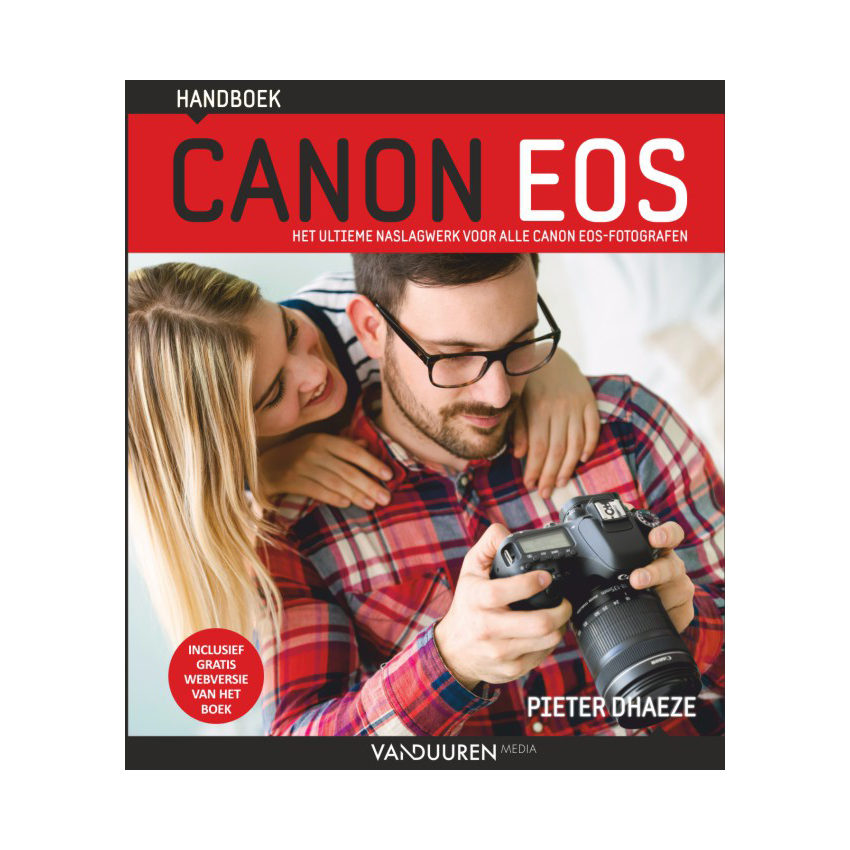 Handboek Canon EOS camera - Pieter Dhaeze