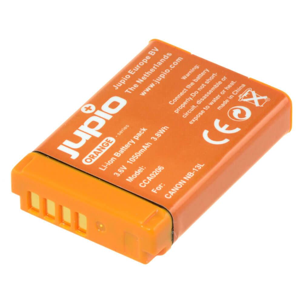 Canon NB-13L accu Orange Series (Merk Jupio)