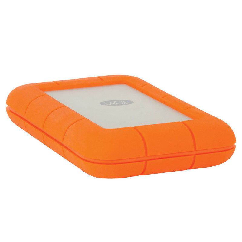 LaCie Rugged Thunderbolt USB-C USB Type-C 3.0 (3.1 Gen 1) 4000GB Oranje
