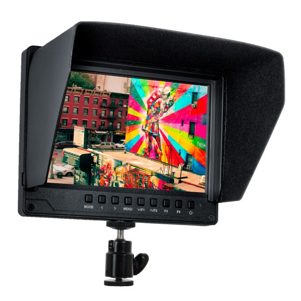 "Afbeelding van AVtec XFM070 Ultra Thin 7"" Full HD monitor"