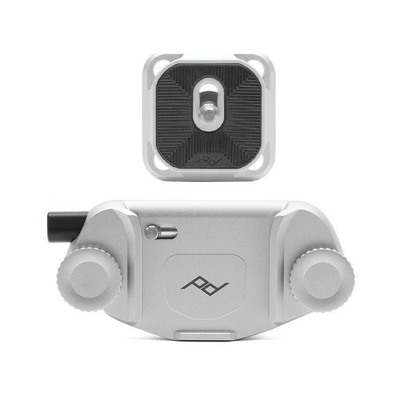 Peak Design Capture Camera Clip V3 CP-S-3 Silver