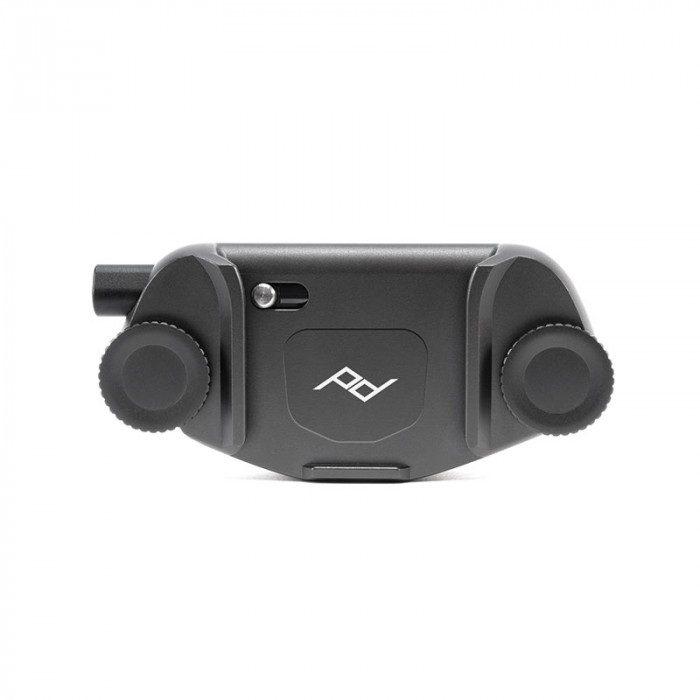 Peak Design Capture Camera Clip V3 CC-BK-3 Black zonder plaat