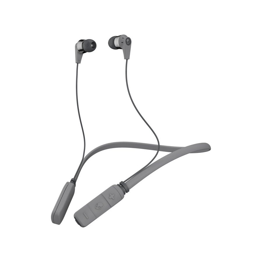 Skullcandy Ink'd 2.0 Wireless In Earphones Street-Grey-Chrome