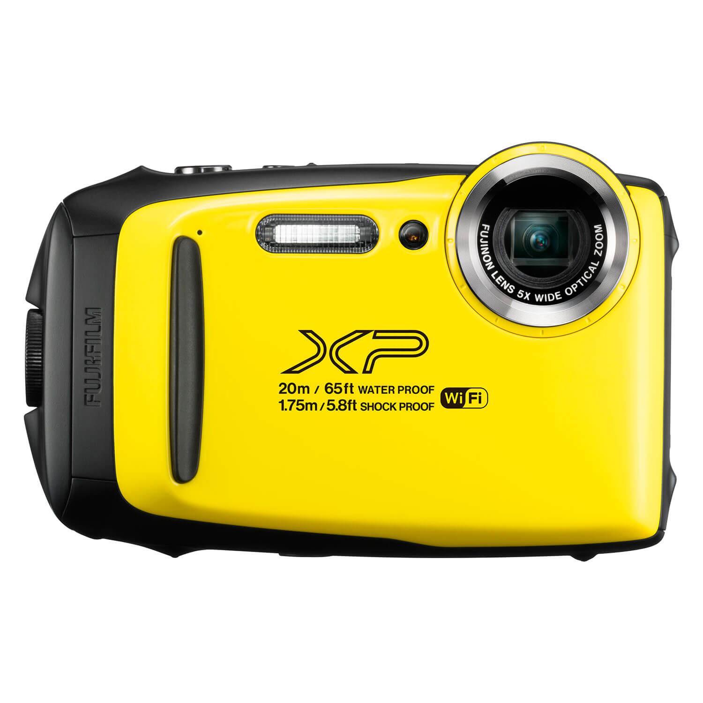 Fujifilm FinePix XP130 compact camera Geel