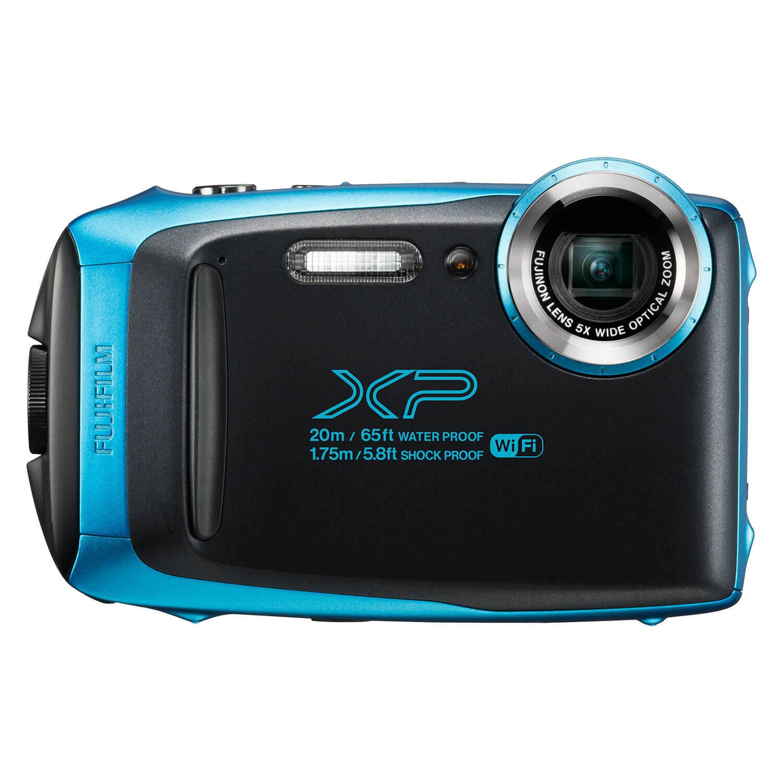 Fujifilm FinePix XP130 compact camera Blauw