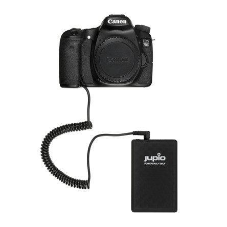 Jupio PowerVault DSLR - Canon LP-E17
