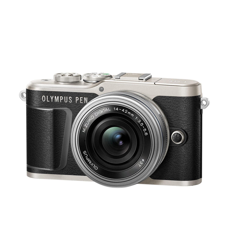 Olympus PEN E-PL9 systeemcamera Zwart + 14-42mm EZ <br/>€ 599.00 <br/> <a href='https://www.cameranu.nl/fotografie/?tt=12190_474631_241358_&r=https%3A%2F%2Fwww.cameranu.nl%2Fnl%2Fp2342405%2Folympus-pen-e-pl9-systeemcamera-zwart-14-42mm-ez%3Fchannable%3De10841.MjM0MjQwNQ%26utm_campaign%3D%26utm_content%3DPEN-serie%26utm_source%3DTradetracker%26utm_medium%3Dcpc%26utm_term%3DDigitale%2Bcamera%26apos%3Bs' target='_blank'>naar de winkel</a>