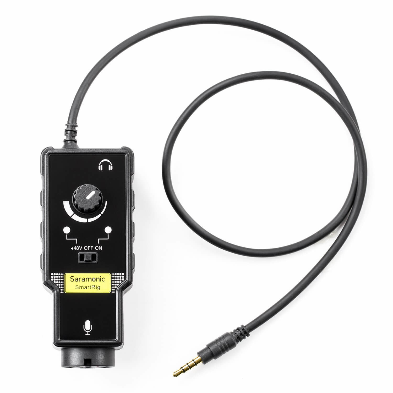 Saramonic SmartRig II XLR Audio Adapter