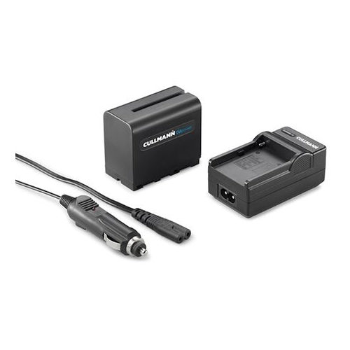 Cullmann CUpower BA 7800S Kit (NP-F970 + Lader)