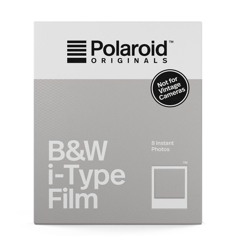 Polaroid B&W Film voor i-Type