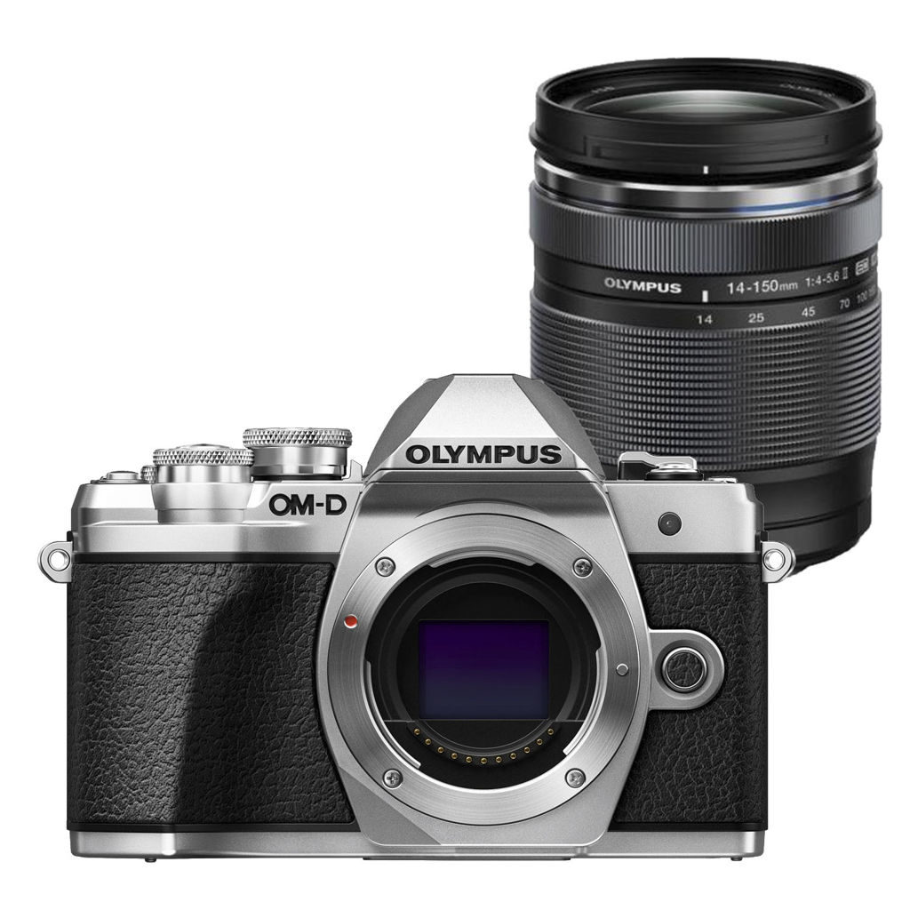 Olympus OM-D E-M10 Mark III systeemcamera Zilver + 14-150mm Zwart <br/>€ 879.00 <br/> <a href='https://www.cameranu.nl/fotografie/?tt=12190_474631_241358_&r=https%3A%2F%2Fwww.cameranu.nl%2Fnl%2Fp2430285%2Folympus-om-d-e-m10-mark-iii-systeemcamera-zilver-14-150mm-zwart%3Fchannable%3De10841.MjQzMDI4NQ%26utm_campaign%3D%26utm_content%3DOM-D%2Bserie%26utm_source%3DTradetracker%26utm_medium%3Dcpc%26utm_term%3DDigitale%2Bcamera%26apos%3Bs' target='_blank'>naar de winkel</a>
