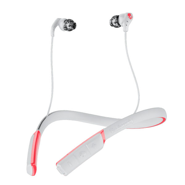 Skullcandy Method Bluetooth Gray-Red In-Ear koptelefoon