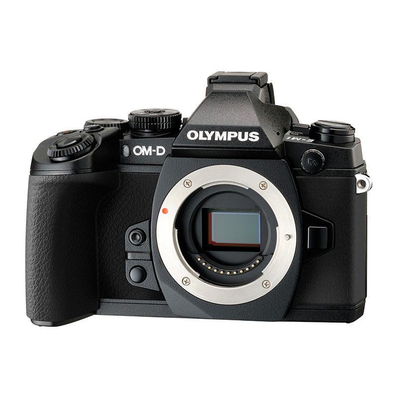 401e15c1813 Olympus E-M1 systeemcamera Body Zwart Occasion | CameraNU.nl