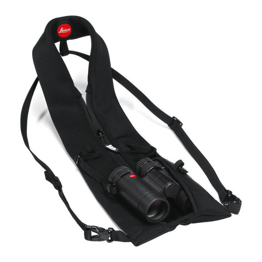 Leica Binocular Adventure Strap L Zwart